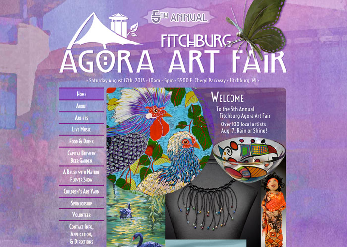 agora art fair